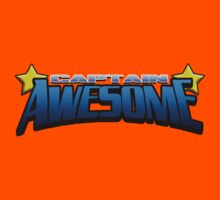 Captain Awesome Kids Tee