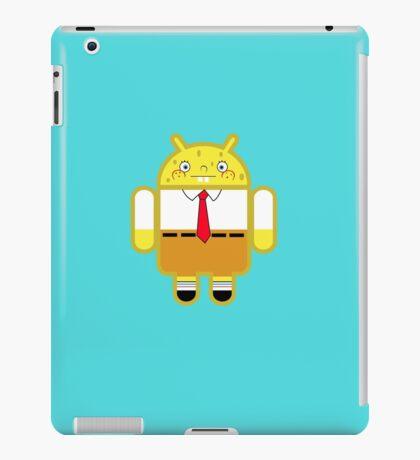 Droidarmy: Spongedroid Squarepants iPad Case/Skin