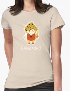 Droidarmy: Thunderdroid Cheetara  Womens Fitted T-Shirt