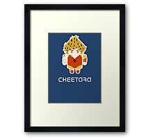 Droidarmy: Thunderdroid Cheetara  Framed Print