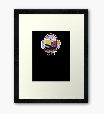 Droidarmy: Sally NBC Framed Print