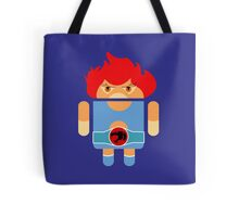 Droidarmy: Thunderdroid Lion-o no text Tote Bag