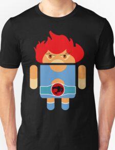Droidarmy: Thunderdroid Lion-o no text Unisex T-Shirt
