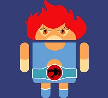 Droidarmy: Thunderdroid Lion-o no text Unisex T-Shirt