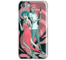 With Just Our Shotguns and Our Love iPhone Case/Skin