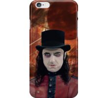 Fernando Ribeiro iPhone Case/Skin
