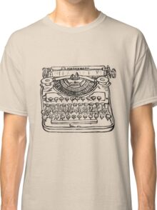 Newfangled writey machine Classic T-Shirt