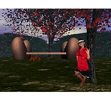 ASL I Love You from Valentine Park Photographic Print