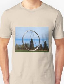 Tree In The Circle Unisex T-Shirt