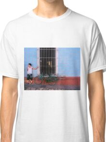 Wait for now  Classic T-Shirt