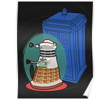 Daleks in Disguise - Seventh Doctor Poster