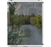 GHOSTLY CASTLE  iPad Case/Skin