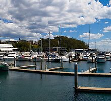 Nelson Bay ~ Panoramic View by Andi Surjanto