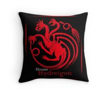 House Hydreigon Throw Pillow