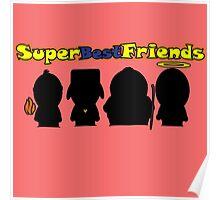 SouthPark- Super Best Friends Poster