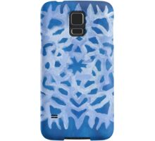 Christmas Snowflake Samsung Galaxy Case/Skin