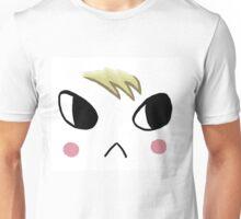 animal crossing marshal face Unisex T-Shirt