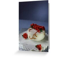 tiny happy returns Greeting Card