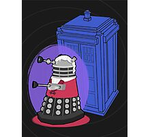 Daleks in Disguise - Third Doctor Photographic Print