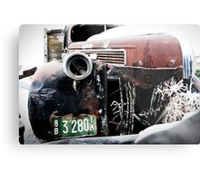 Pre-1950s Ford Exterior Metal Print