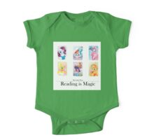Reading is magic One Piece - Short Sleeve