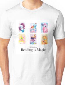 Reading is magic Unisex T-Shirt