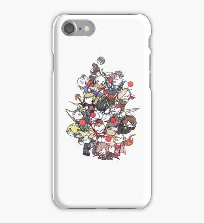 Moogle Fantasy iPhone Case/Skin