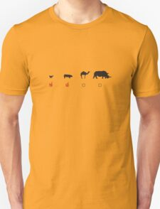 Avian: check, Swine: check Unisex T-Shirt