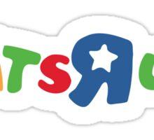 Tits R Us Sticker