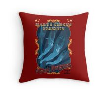 Flying Graysons Throw Pillow