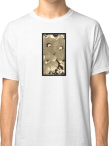 Coffee screen floral Classic T-Shirt