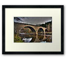 Potarch, Aberdeenshire Framed Print
