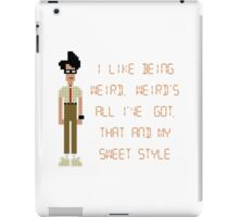 The IT Crowd – I Like Being Weird iPad Case/Skin