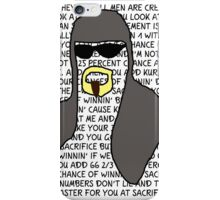 Scott Steiner Mania iPhone Case/Skin