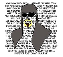Scott Steiner Mania Photographic Print