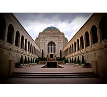 Australian War Memorial Photographic Print