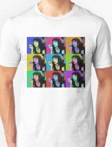 POPart Uma Thurman  Unisex T-Shirt