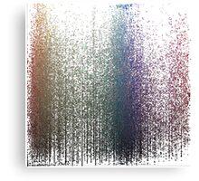 The Palette of Disney Canvas Print