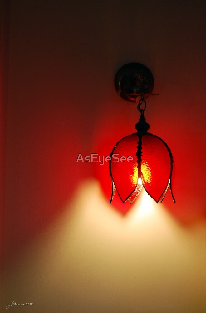 Lava Lamp by AsEyeSee
