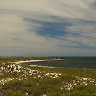 Cervantes WA - Coastline by Daniel Fitzgerald