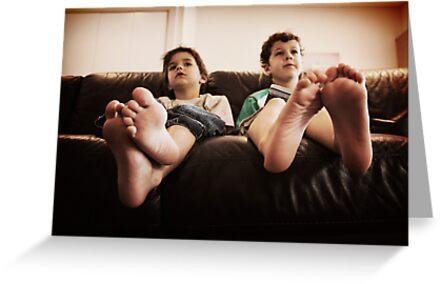 TV Cousins by daniwillis