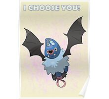 Valentines - I Choose You! Poster