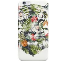 Tropical Tiger iPhone Case/Skin