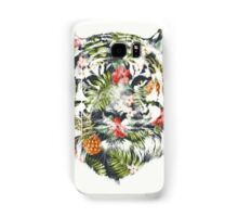 Tropical Tiger Samsung Galaxy Case/Skin