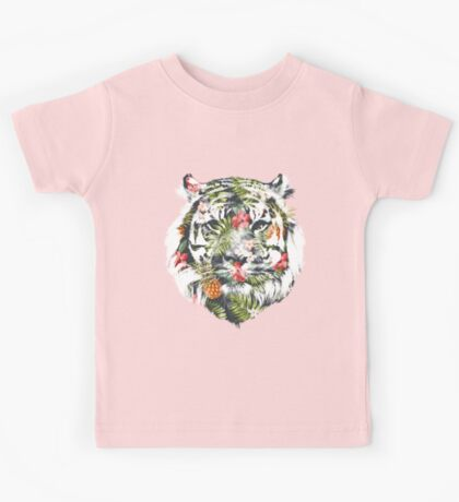 Tropical Tiger Kids Clothes