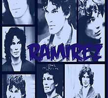 Richard Ramirez - Night Stalker, Grid by Lisa Briggs