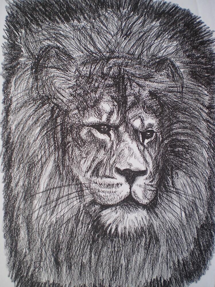 Aslan - Narnia by EllEssDee