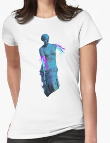 Ancient accident Womens Fitted T-Shirt