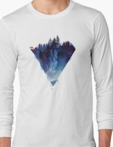 near to the edge Long Sleeve T-Shirt