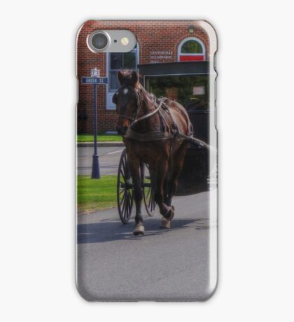 Horse Power iPhone Case/Skin